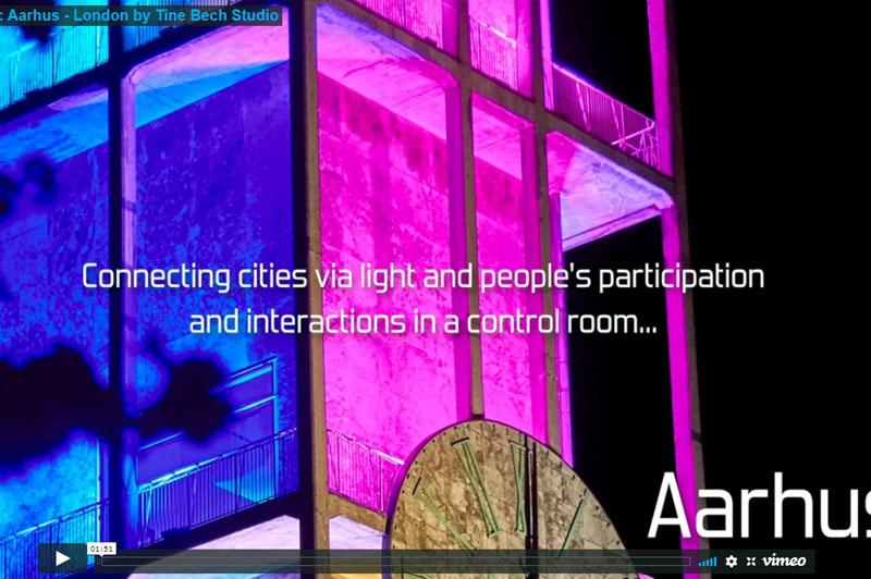 We Believe – A Bridge Of Light Between Two European Cities