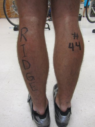 Day 5: The ride to Ithaca is in memory of Ridge, a friend of a friend who passed from cancer as a young adult.