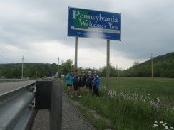 Day 5: Leaving PA for New York