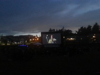 Movies in Magnusson Park? Only one of the many things going on in Seattle every day!