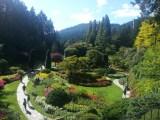 The Sunken Gardens.