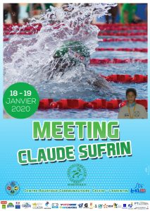 Meeting Claude Sufrin @ Centre Aquatique Communautaire - Cacem