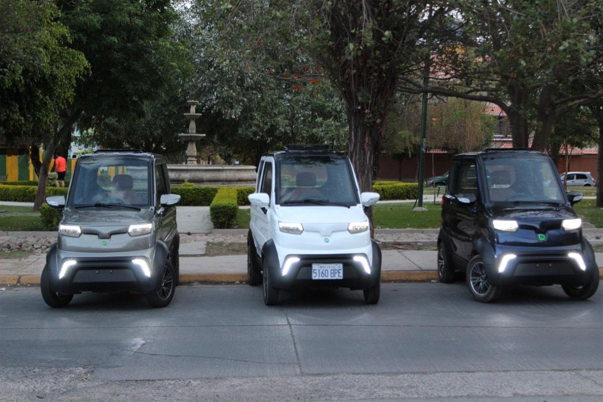 Pro Mujer y la fabricante boliviana Quantum lanzan un ecocrédito automotriz  solo para ellas | T-Informas