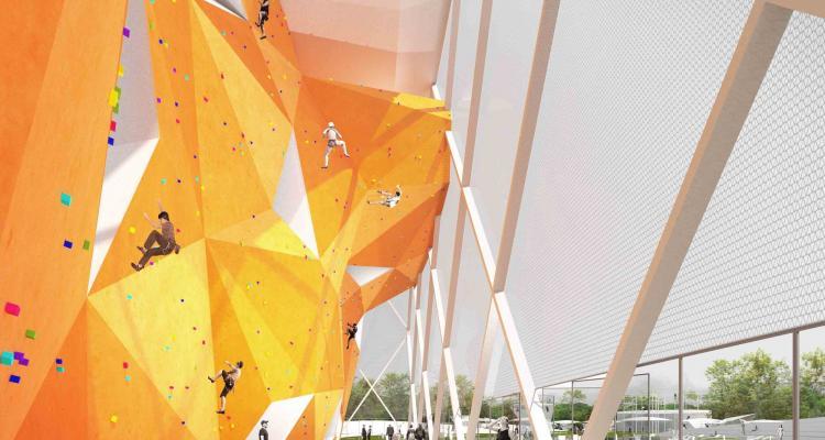 Collider Activity Center Competition Entry – Radionica Arhitekture