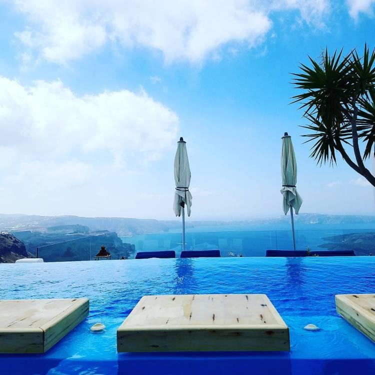 @iconicsantorini, Santorini, Greek Islands