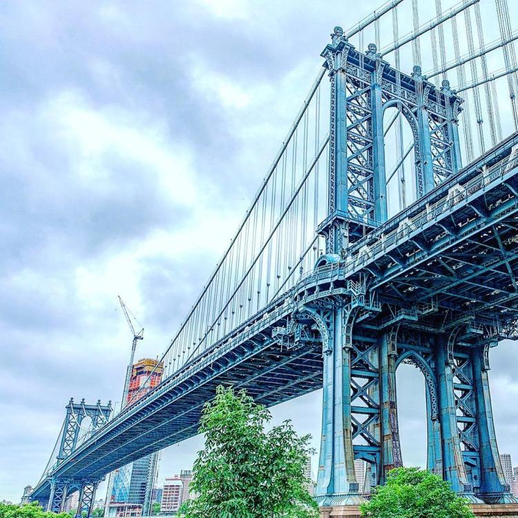 Double tap if you love Dumbo (Down Under the Manhattan Bridge Overpass, DUMBO, Brooklyn