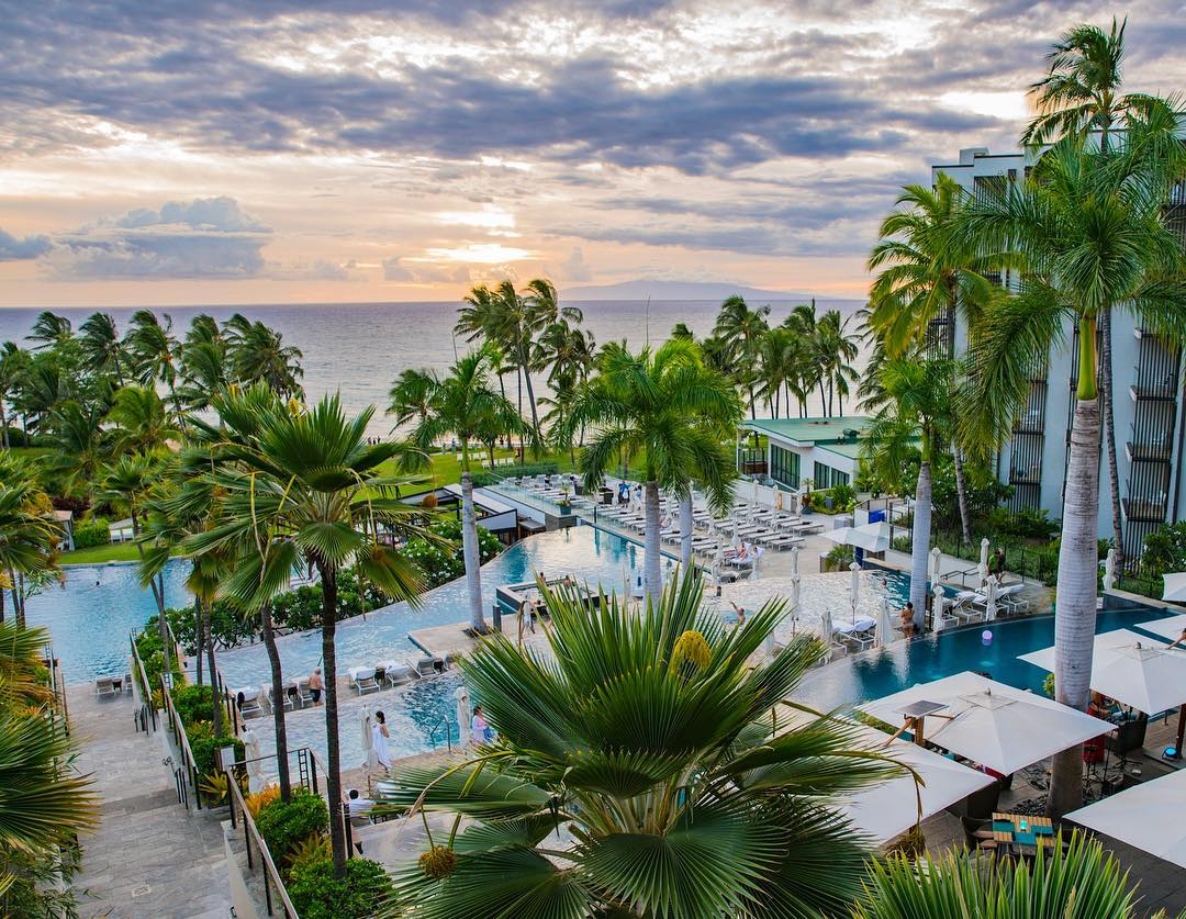 Infinity Pools at Andaz Maui, Andaz Maui at Wailea Resort
