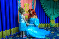 Lunch with Disney Princesses, Ariel's Grotto