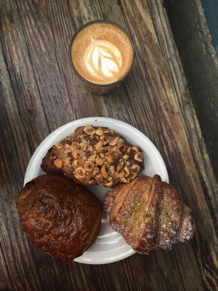 Breakfast at Gjusta, LA