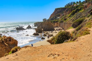 Cliffs of El Matador State Park, LA