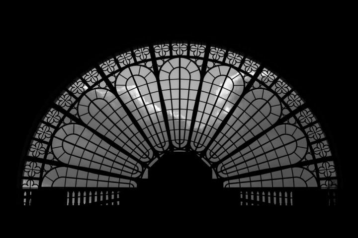 window, gare de l'est, paris, france, train, station