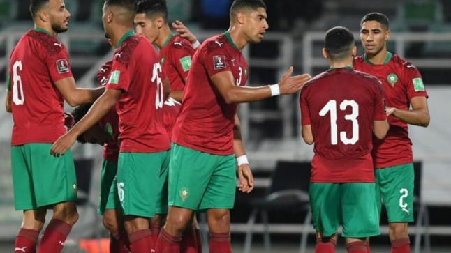 المنتخب المغربي يفوز بثلاثية نظيفة على حساب غينيا بيساو ضمن التصفيات المؤهلة لكأس العالم قطر 2022