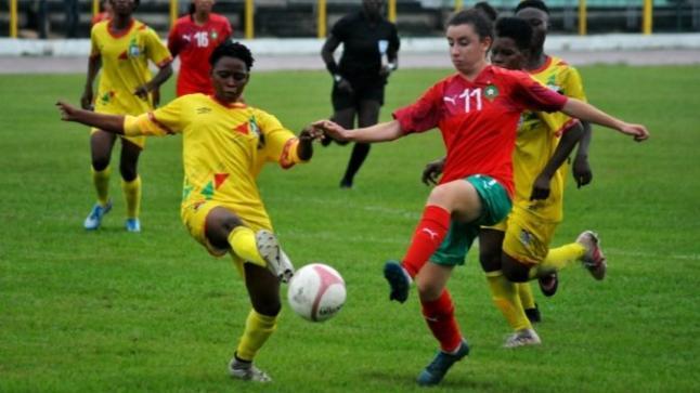 المنتخب الوطني النسوي لأقل من 20 سنة يواجه منتخب البنين وابنة زاگورة ضمن التشكيلة الرسمية