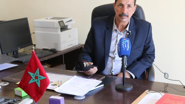 تصريح رشيد العمراوي نائب رئيسة جماعة أوفوس حول سبل تنمية المنطقة