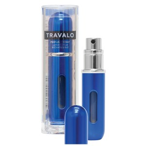 Travalo parfume refill spray blå - den originale - sendes altid fragtfrit