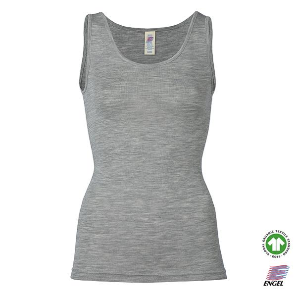 Engel uld top damer i grå - pris 229 -