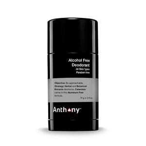 Alkoholfri deodorant - Anthony - deodorant uden alkohol og aluminium kr. 149