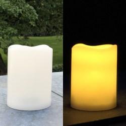 LED udendørs lys - skaber et hyggeligt lys