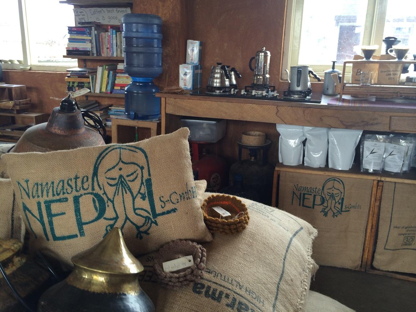 kar.ma coffee in Lalitpur tells their story in a new webzine.