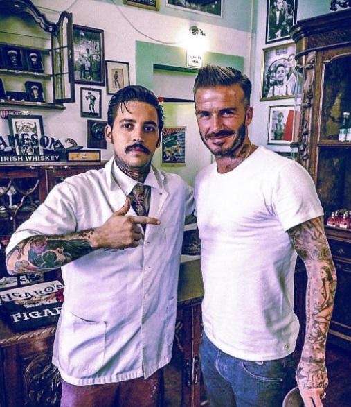 Figaro's Barbershop Beckham