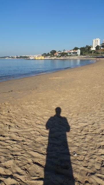 Morning swim in Caxias