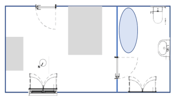 layout Dom Jaoa V Lounge TRANSPARANT