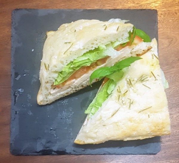 Sandwich - mediterranean chicken1