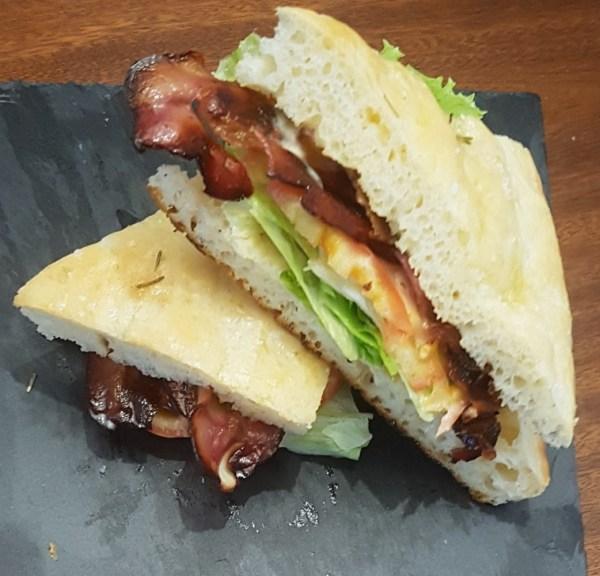 Sandwich - the classic BLT
