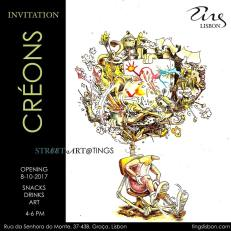 17 CREONS Invitation