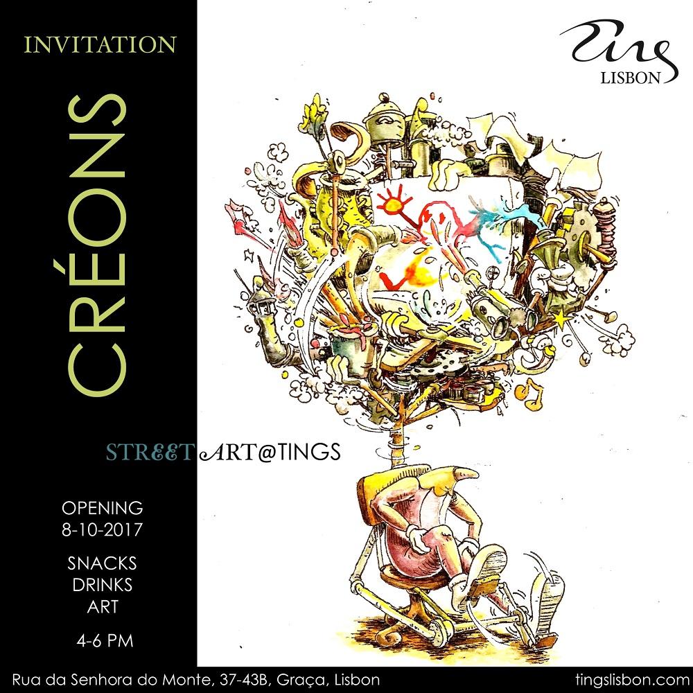 CREONS Invitation