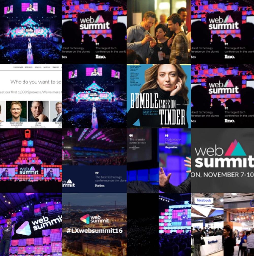 Web Summit Blog Posts