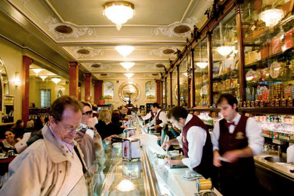 Pastelarie Versailles Saldanha
