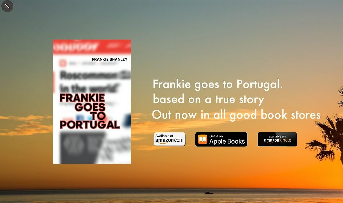Frankie Goes to Portugal FREE BOOK