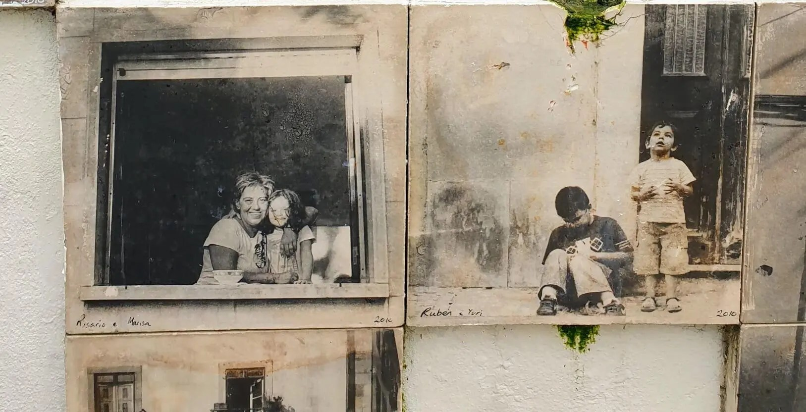 Lisbon's best Photo Street Art is only 9 min from our hotel