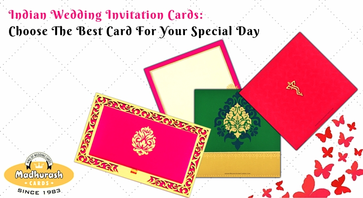 Indian Wedding Invitation Cards Choose The Best Card For Your Special Day