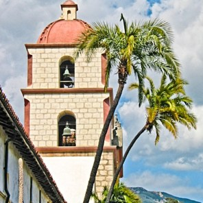 Missions-013-Old Mission Santa Barbara, Santa Barbara, CA