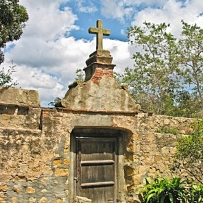 Missions-014-Old Mission Santa Barbara, Santa Barbara, CA