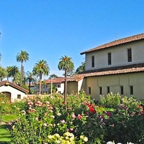 Missions-035-Mission Santa Clara de Asís, Santa Clara, CA