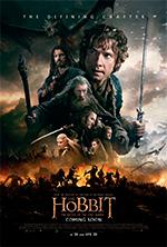 Hobbit - Batalha dos Cinco Exércitos_poster