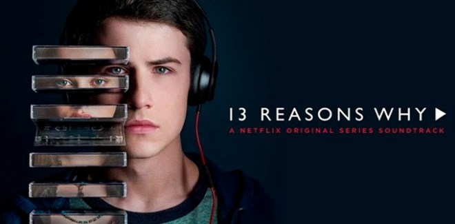 Chamada Netflix - Clay - 13 Reasons Why