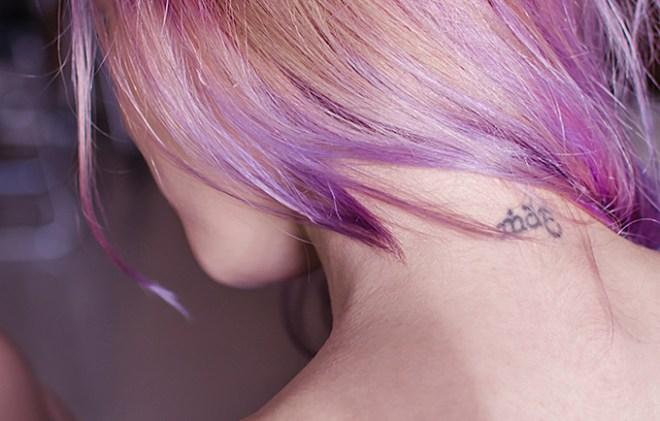 Tatuagem em tengwar