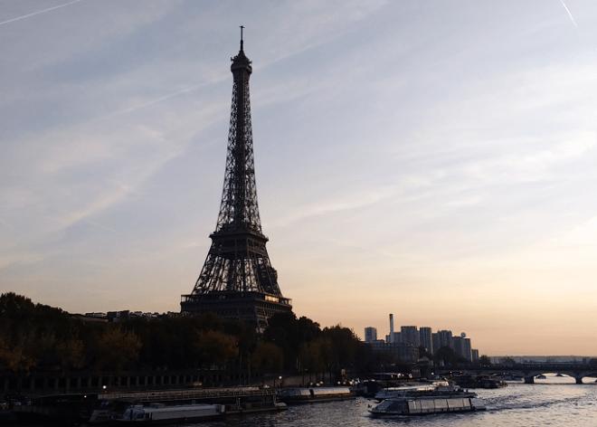 Paris - Torre Eiffel