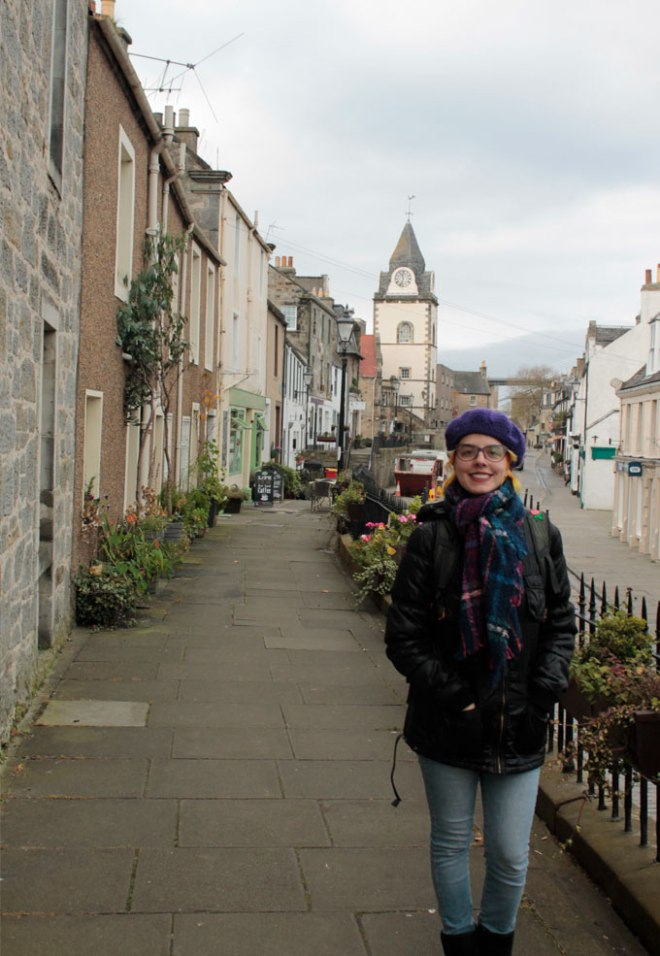 Rua de South Queensferry