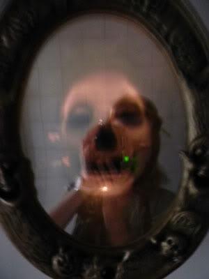 Espelho Halloween