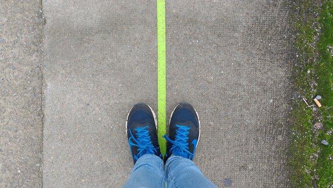 A Linha Verde de Nantes.