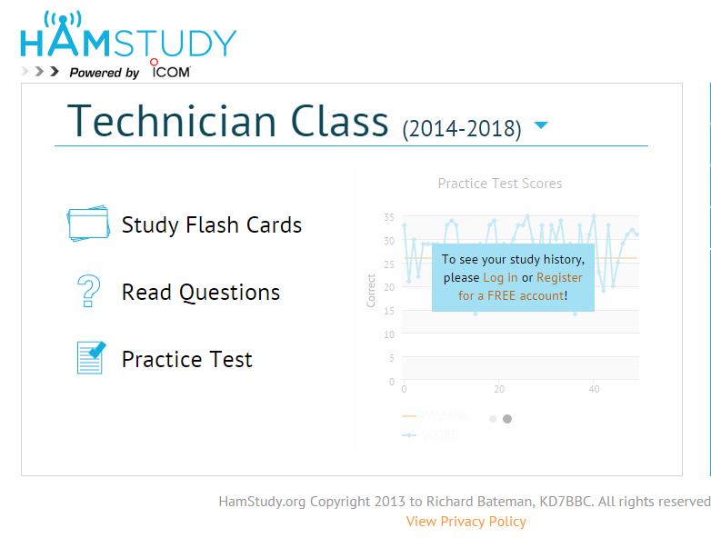 Ham radio license exam - Ham Test Online