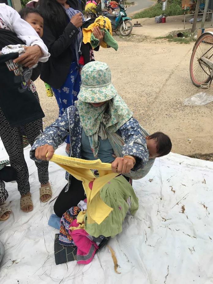 Chiến dịch tình nguyện Mùa Đông tại huyện Khánh Sơn 2