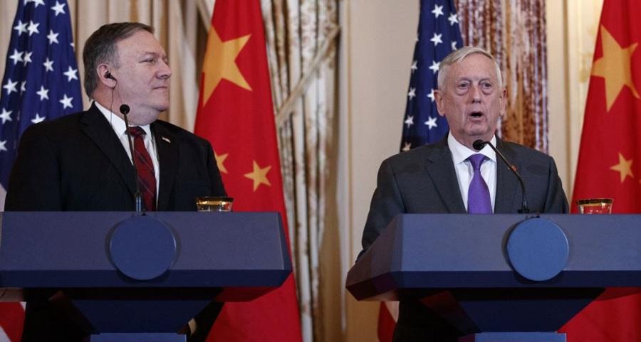 Mỹ tuyên bố sẽ buộc Trung Quốc phải tuân thủ cam kết tại Biển Đông. Ảnh 1