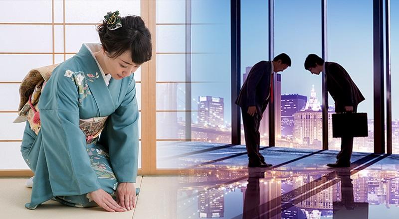 """""""C""""Cúi chào"""" của người Nhật: Sự hòa quyện văn hóa truyền thống cổ xưa trong thời hiện đại. Ảnh 1"""