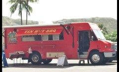 Meet The Tin Hut BBQ Food Truck